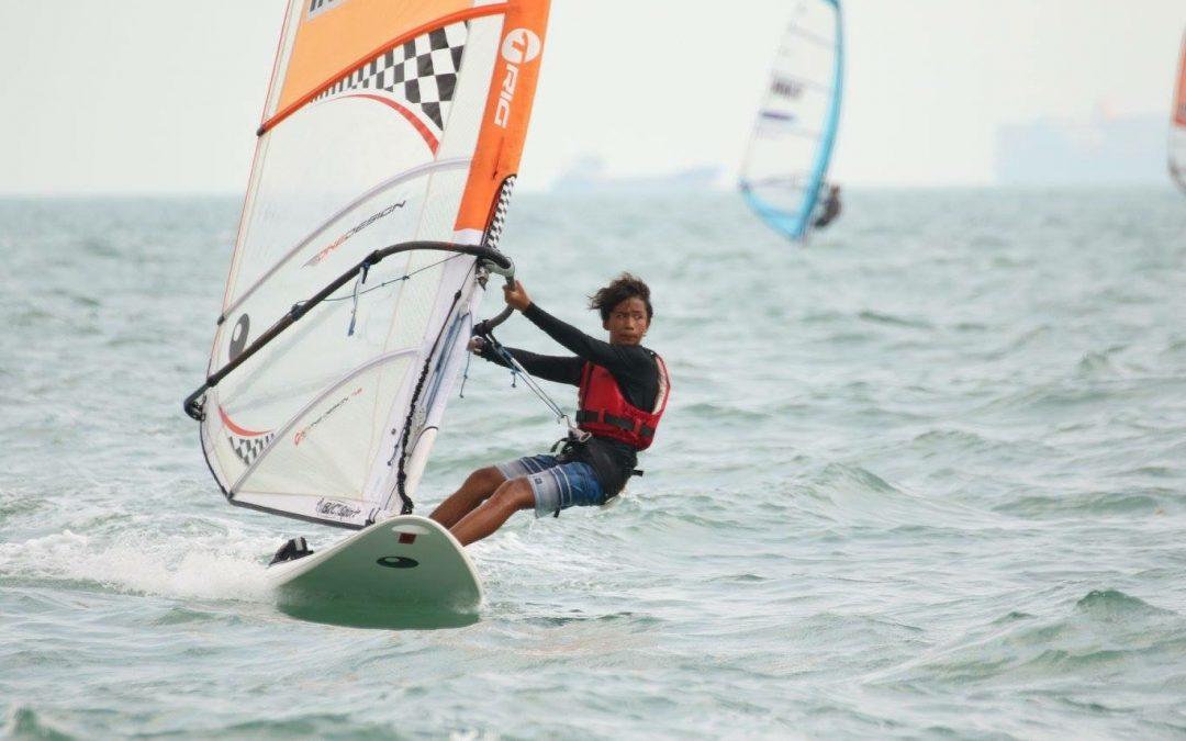 Windsurfing Champion Changemaker