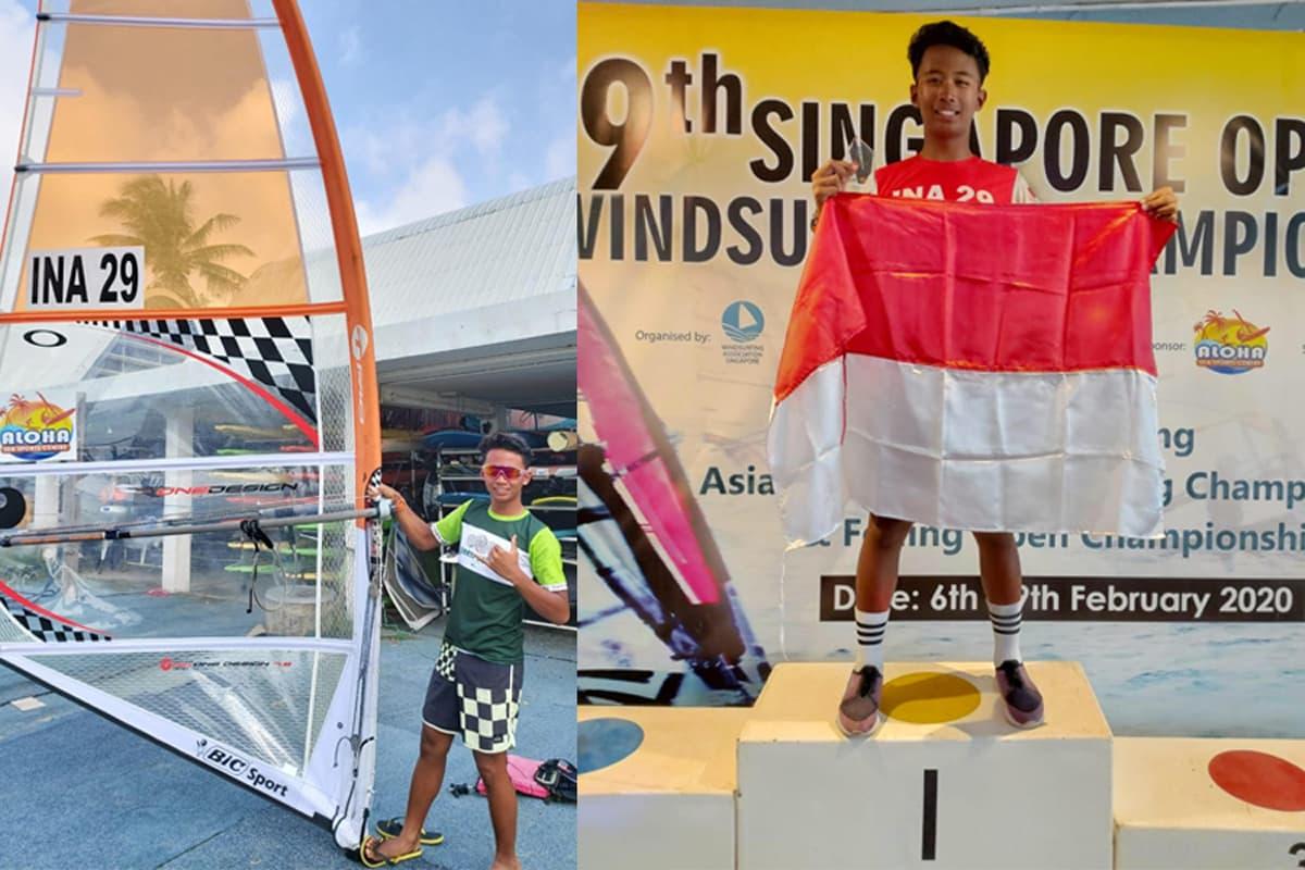 Green School Bali Student Wins Singapore Open