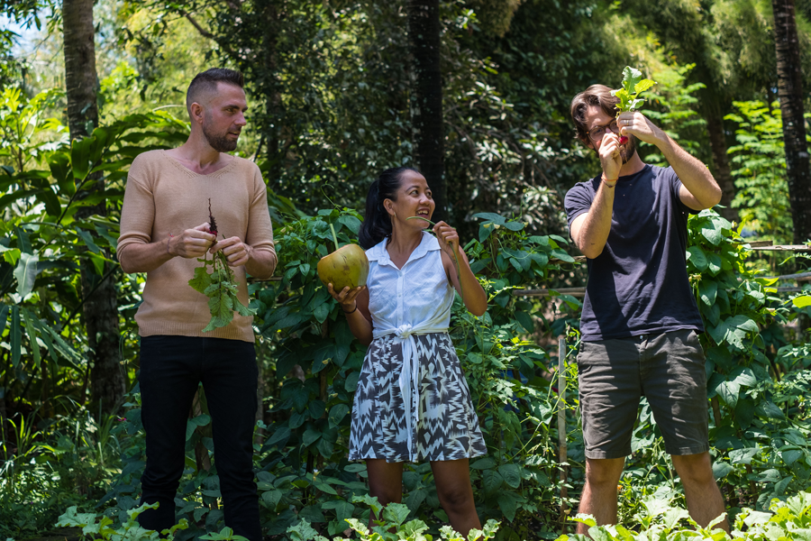 World Food Day with a Food Educator, a Permaculture Farmer, and a Holistic Food Forester
