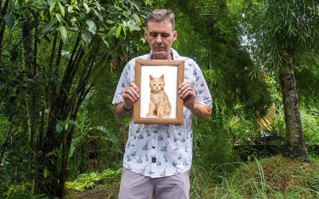 CURIOSITY NEVER KILLED THE CAT