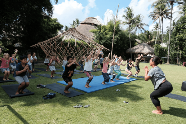 Global Wellness Day – Wellbeing is the Foundation on which Learning Builds