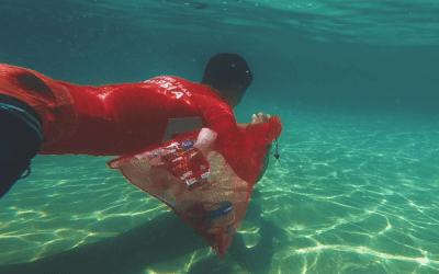 Celebrating #PlasticFreeJuly at Green School Bali