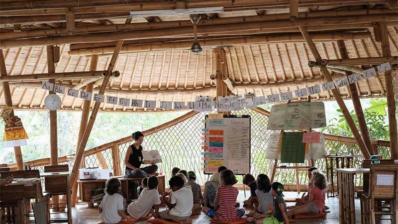 Local Scholars - Green School Bali