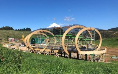 NEW ZEALAND'S 'CAMPUS IN THE SKY' OPEN IN FEBRUARY 2020