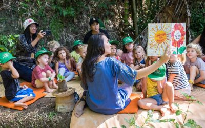 WHAT IS THE GREEN SCHOOL CURRICULUM?