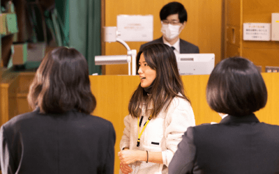 GREEN SCHOOL BALI ALUMNI, SHIINA, INSPIRES YOUTH IN JAPAN AND AROUND THE WORLD TO TAKE ACTION ON CLIMATE CHANGE