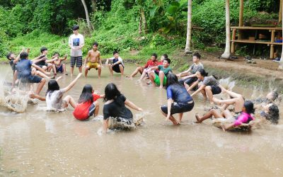 NATURE JOURNEYS WITH GREEN CAMP BALI