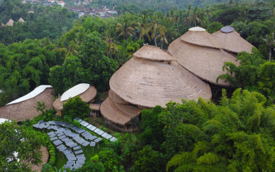 GREEN SCHOOL BALI IS OPEN FOR LEARNING, LEARN MORE ABOUT HOW IT IS A SCHOOL FOR NOW
