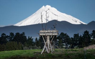 GREEN SCHOOL NEW ZEALAND APPOINTS NEW HEAD OF SCHOOL