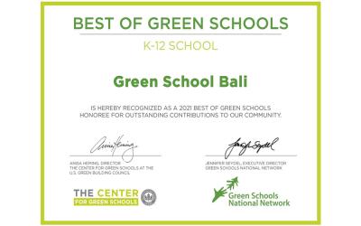 CENTER FOR GREEN SCHOOL & USGBC